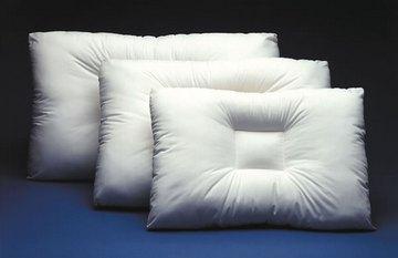 almohadas para camas de hospital