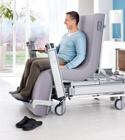 cama electrica de hospital ultra ajustable