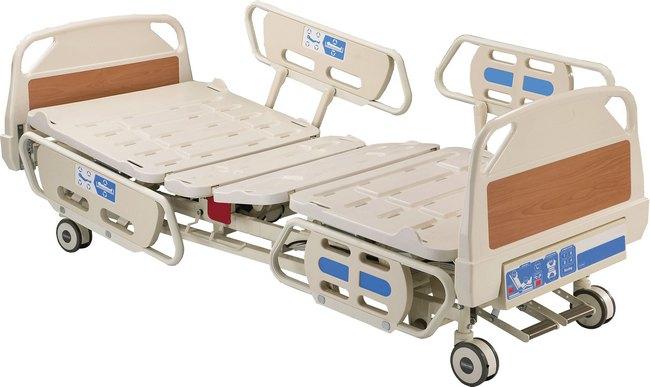 cama hospitalaria electrica para casa
