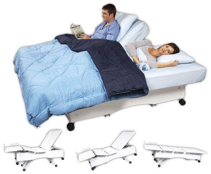 camas de hospital motorizadas electronicas