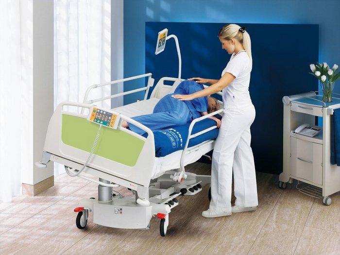 camas electricas de enfermeria