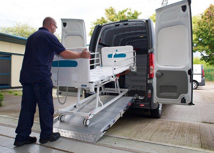 reparacion de camas de hospital mantenimiento